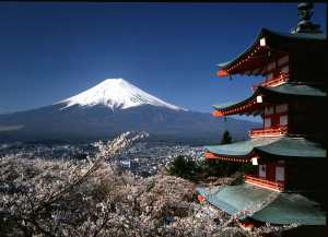MtFuji-pagoda