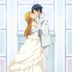 oreimo-kirino-kyousuke-kiss-marriage